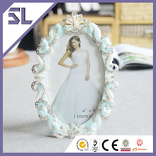 Picture Frames Wholesale Cystal Cear Wter Cheap Picture Frames In Bulk for Wedding Decoration
