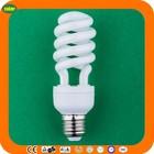 2014 fenghua new ISO UL CE LVD EMC RoHS SASO AK approved B22 fluorescent cfl light spiral energy saving lamp distributor