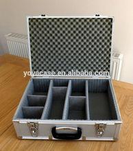 Aluminium Equipment Case - Hakuba Alumibag Model AAGL, for cameras, tools, etc