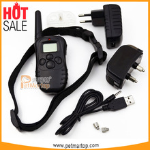 2014 hot selling TZ-PET998DR dog training equipment, waterproof, rechargeable