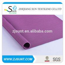 mauve 100% cotton bonded fleece fabric