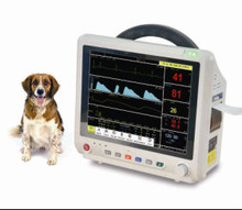 Veterinary Medical Equipment: Horse/Dog/Cat Patient Monitor from China Factory