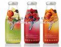 pvc printted beber botella de etiquetas termoencogibles