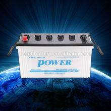12V Startup Battery DIN JIS Standard dry battery manufacturer