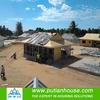 earthquake-proof modern prefabricated house villas