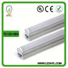1.2m 18W tube 2013 new products High lumen ceiling light 9w 600mm T5 led tube new cool tube(tits) t5