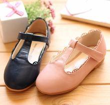 Wholesale cheap girls shoes kids summer wear closed toe flats sandal shoes