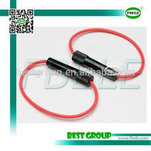 glass tube fuse holder FH-604