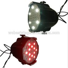 RGB thin par party dj disco light DMX led par light