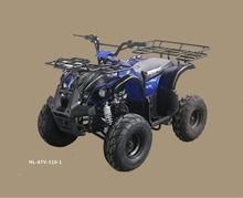 Gas / Diesel Fuel and New Condition and Type motorcycle QUAD ATV 110CC