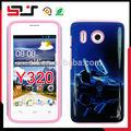 Shell Slim impacto flexible suave caja del teléfono móvil para huawei y320