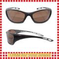 monture en nylon matériel et gradient lentilles des lunettes de soleil polarisées sport
