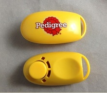 Pet outdoor products/printing dog training clickers/ promotion gifts/2014