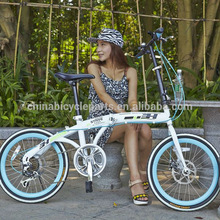 2014 China mini aluminum hummer folding bike for sale