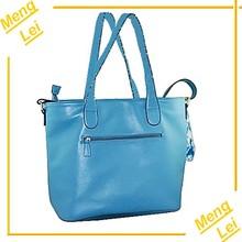 2015 high quality fashion pu leather handbag manufacturer