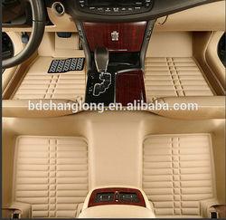 car dedicated leather car carpet china's 3 d leather car mat 5 d leather car carpet leather