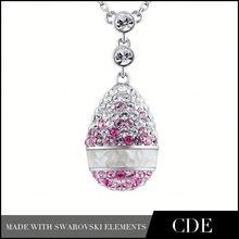 Women's fashion Imitation Diamond Wedding Ring Sets