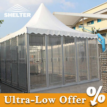 8x8m Special ABS Pagoda Tent For Event
