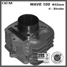 Hot sell wave 100cc cylinder block for kinds of motorcycles