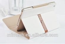 PU Leather Stand case for iPad Mini