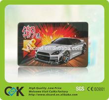 business member plastic card,vip plastic pvc card