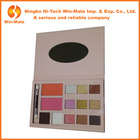 2014 cheap mineral&organic eyeshadow palette with blush&brush