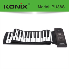 midi roll up piano, electric roll up piano, 88 keys roll up electronic piano