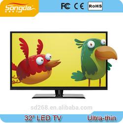 32 inch AC110-220v home use led tv,alibaba india