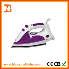 Dry/Steam/Burst of Steam Clothes Steam Press Iron