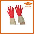 Bio- color de látex del hogar guantes de goma/bio- de color de goma de látex