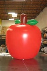 inflatable apple,custom made shape balloons, advertising inflatables balloon Y4017