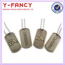 cheap personalized dog tags zinc alloy dog tag blank dog tag