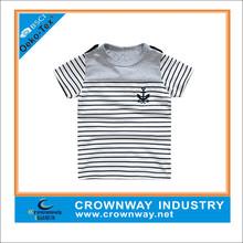 wholesale price latest fashion child t-shirt design