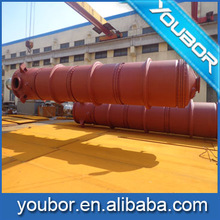 Designed by Experienced engineer ! waste lube oil recycle plant in hot sale