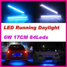 car led tuning light 14CM 17CM Auto LED COB DRL