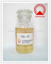 Graso éter alcohol aminoácido sódica del ácido sulfónico de sal os-15