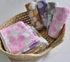 five petal bamboo fabric towel
