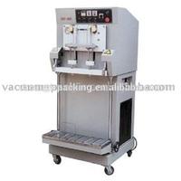 fresh chicken automatic food vacuum packing machine