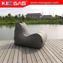 high quality round bean bag lounge chair, bar bean bag furniture