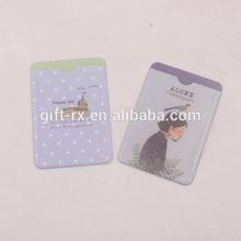 PVC bussiness Card holder Card case Card bag