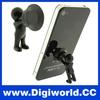 Cell Phone Holder for Smartphone Plunger Sucker Villain 3D Man Stand
