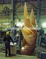 Bronze fundido de hélice