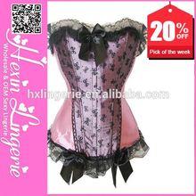 Lastest Design Fahion Women corset sexy xxl movie
