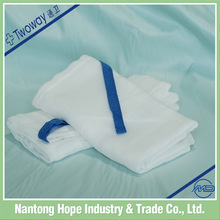 top quality blue loop abdominal gauze swab lap sponge with liquid absorbency
