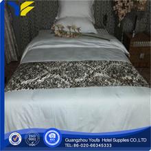 bright color wholesale satin fabric jacquard duvet cover/pillow/cushion/flat sheet
