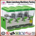 Made in china 110/220v 50/60hz spray ou mexendo americano ou europeu plug máquina de fazer suco de laranja automática