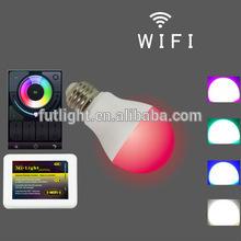 high luminance high quality ,low price 7w light led bulb,Aluminum +Plastic body E27 12W 1100lumen led bulb