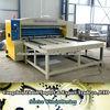 Cardboard paper board corrugated rotary manual die cutting machine