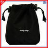 Custom Stitch Bonded Fabric Drawstring Golf Tee Bag