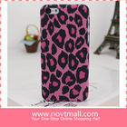 2014 new products leopard pc mobile phone case for iphone 5c case